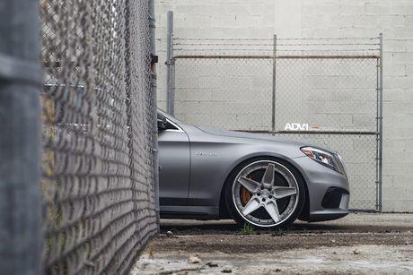 Mercedes-AMG S63 'sieu dang cap' voi mam do ADV.1 - Anh 6