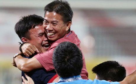 Thang chu nha Bahrain, U19 Viet Nam gianh ve du VCK U20 the gioi - Anh 1