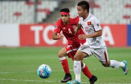 Thang chu nha Bahrain, U19 Viet Nam gianh ve du VCK U20 the gioi - Anh 2