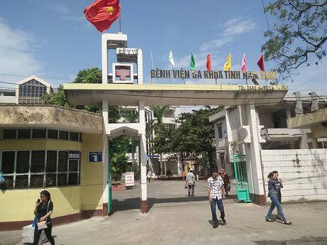 Lum xum o Benh vien da khoa tinh Nam Dinh: Bai 1: Giai quyet don thu to cao… qua loa cho xong? - Anh 1