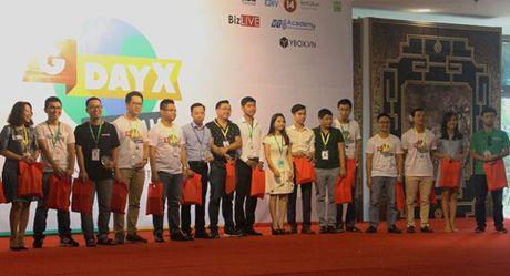 Hon 1.500 ban tre yeu cong nghe tham du GDay X Vietnam 2016 - Anh 1