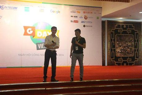 Hon 1.500 ban tre yeu cong nghe tham du GDay X Vietnam 2016 - Anh 3