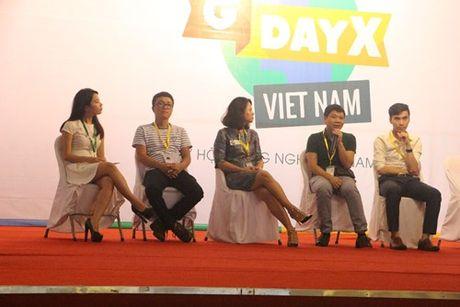 Hon 1.500 ban tre yeu cong nghe tham du GDay X Vietnam 2016 - Anh 5