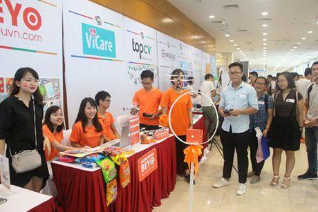 Hon 1.500 ban tre yeu cong nghe tham du GDay X Vietnam 2016 - Anh 8