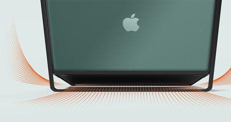 Lift & Go: vo bao ve + quai xach + de nang cho MacBook Pro - Anh 6