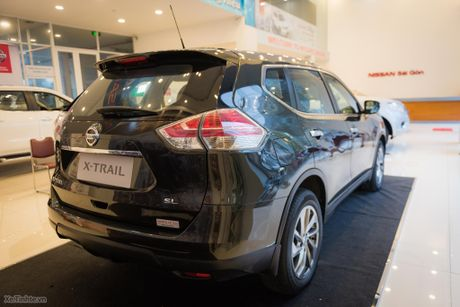 Nissan X-Trail 2016: crossover 5+2, lap rap trong nuoc, 3 phien ban, gia tu 998 trieu dong - Anh 11