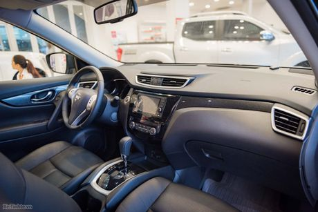 Nissan X-Trail 2016: crossover 5+2, lap rap trong nuoc, 3 phien ban, gia tu 998 trieu dong - Anh 13