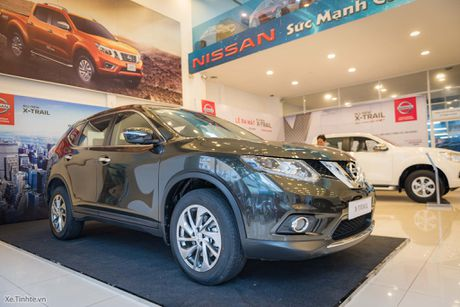 Nissan X-Trail 2016: crossover 5+2, lap rap trong nuoc, 3 phien ban, gia tu 998 trieu dong - Anh 1