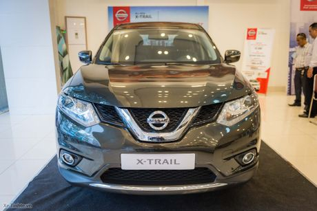 Nissan X-Trail 2016: crossover 5+2, lap rap trong nuoc, 3 phien ban, gia tu 998 trieu dong - Anh 6
