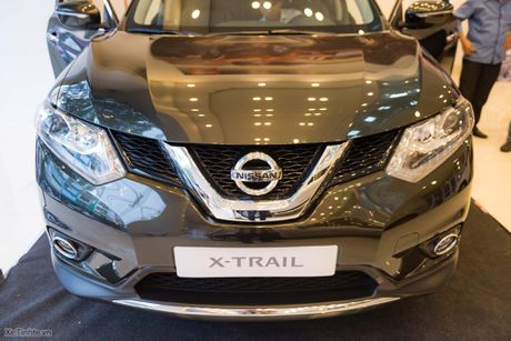Nissan X-Trail 2016: crossover 5+2, lap rap trong nuoc, 3 phien ban, gia tu 998 trieu dong - Anh 7
