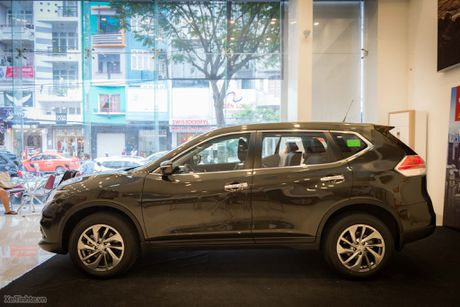Nissan X-Trail 2016: crossover 5+2, lap rap trong nuoc, 3 phien ban, gia tu 998 trieu dong - Anh 8