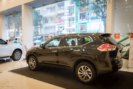 Nissan X-Trail 2016: crossover 5+2, lap rap trong nuoc, 3 phien ban, gia tu 998 trieu dong - Anh 9