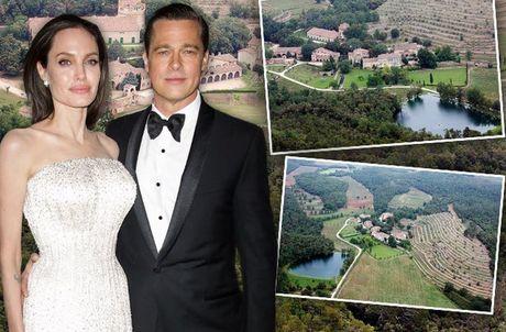 Ban tai san chung, Angelina va Brad khong cho nhau co hoi - Anh 1
