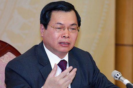 De nghi ky luat canh cao cuu Bo truong Vu Huy Hoang - Anh 2