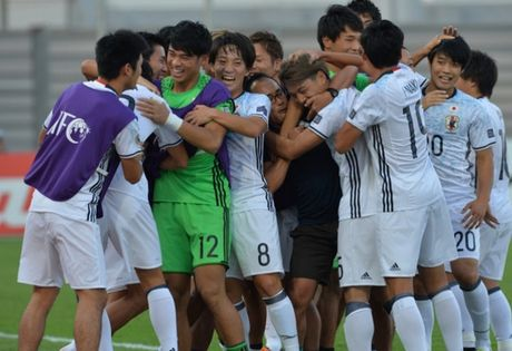 U19 Viet Nam gap Nhat Ban o ban ket - Anh 1