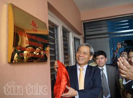 Khai truong Lanh su quan Viet Nam tai Nepal - Anh 1