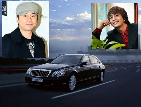 Sieu xe cua loat nhan vat quyen luc showbiz Han - Anh 5