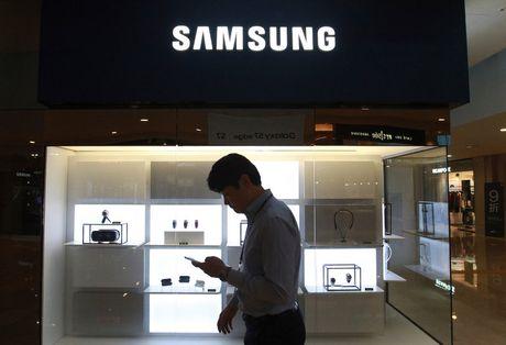 Nhieu nguoi dan Han Quoc cam thay xau ho vi Samsung - Anh 1