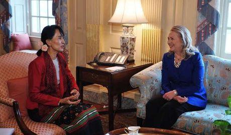 Ba Clinton lam tong thong, dieu gi xay den voi Thai Lan va Myanmar? - Anh 1