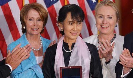 Ba Clinton lam tong thong, dieu gi xay den voi Thai Lan va Myanmar? - Anh 2