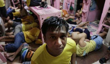 Cuoc song 'dia nguc' trong 2 nha tu 'khet tieng' nhat Philippines - Anh 1