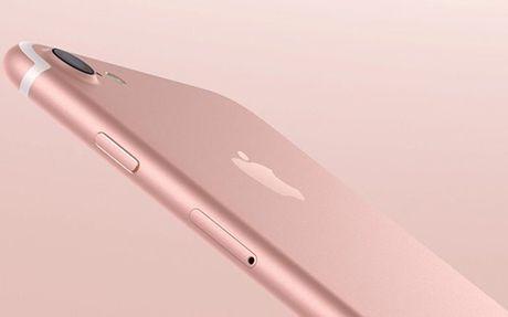 iPhone 7 chiem mot nua luong iPhone ban ra thi truong - Anh 1