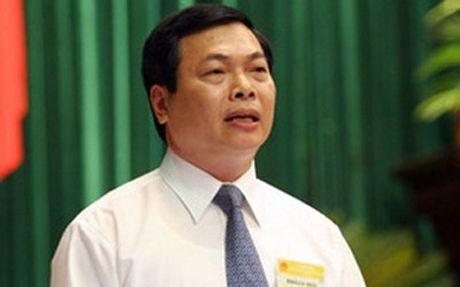 De nghi canh cao nguyen Bo truong Vu Huy Hoang - Anh 1