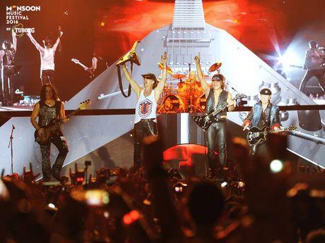 Huyen thoai Scorpions bien Monsoon thanh thanh dia Rock - Anh 3