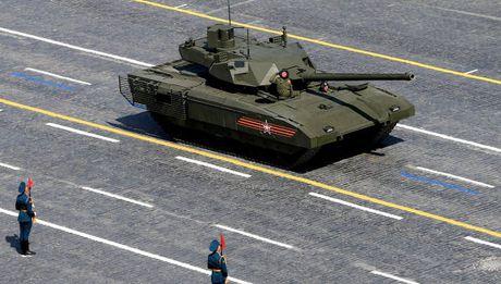 Tim hieu 'sieu tang' T-14 Armata qua Infographics - Anh 1