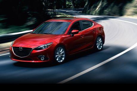 So sanh Huyndai Elantra va Mazda3: Chon xe Han hay xe Nhat? - Anh 2