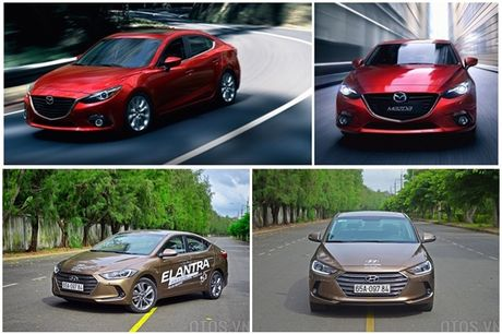 So sanh Huyndai Elantra va Mazda3: Chon xe Han hay xe Nhat? - Anh 3