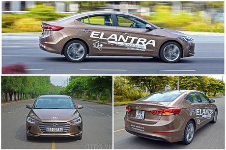 So sanh Huyndai Elantra va Mazda3: Chon xe Han hay xe Nhat? - Anh 6
