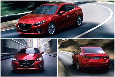 So sanh Huyndai Elantra va Mazda3: Chon xe Han hay xe Nhat? - Anh 7