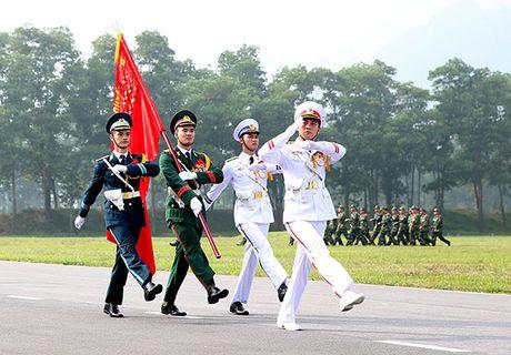 Hinh anh khai mac Hoi thao ban sung quan dung toan quan 2016 - Anh 3