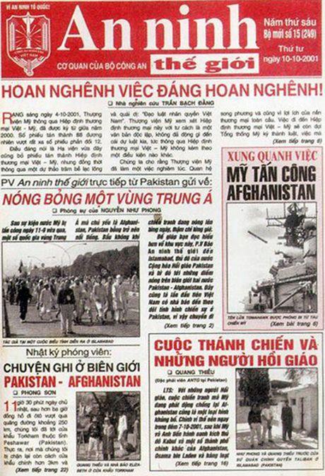 An ninh the gioi - Ban sac va dau an - Anh 1