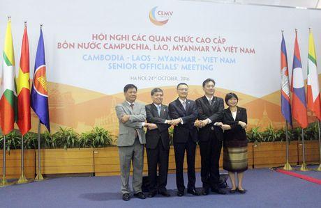 Khai mac Hoi nghi SOM CLMV va ACMECS - Anh 1