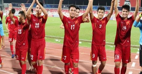 Gianh ve World Cup, U19 Viet Nam vo oa sung suong - Anh 1