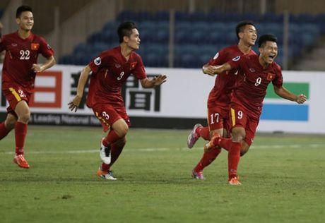 Co tich U19 Viet Nam du World Cup: Mo qua cao, de nga dau - Anh 1