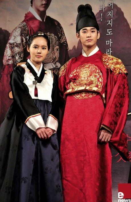 """Moon Geun Young va chuyen tinh """"co duyen vo phan"""" nhat man anh Han - Anh 4"""
