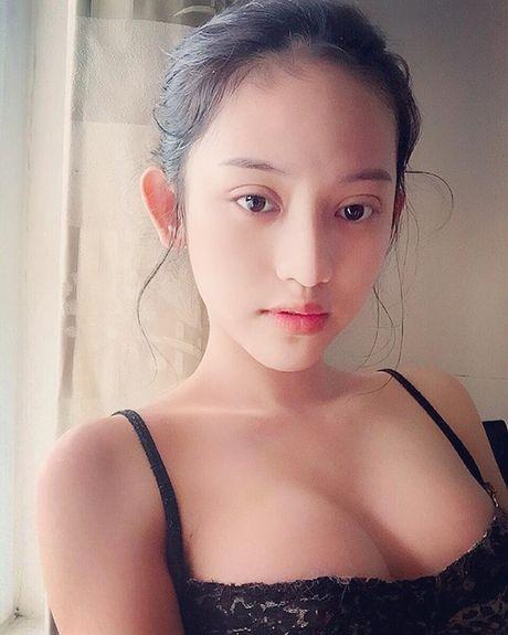 Thuy Vi lai tung anh mat mo mang, vong mot nong bong - Anh 2
