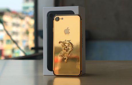 Can canh nhung chiec iPhone ma vang da xuat hien tai Viet Nam - Anh 4