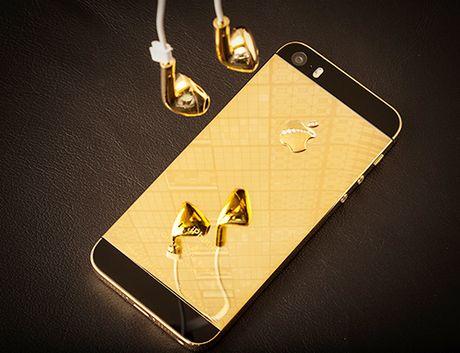 Can canh nhung chiec iPhone ma vang da xuat hien tai Viet Nam - Anh 6