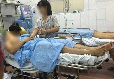 Tai nan tau hoa o Thuong Tin: Nhan chung ke lai phut kinh hoang - Anh 2