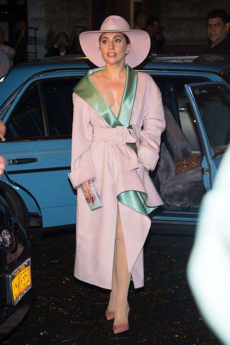 Lady Gaga va nhung trang phuc 'nong' nhat tuan qua - Anh 3