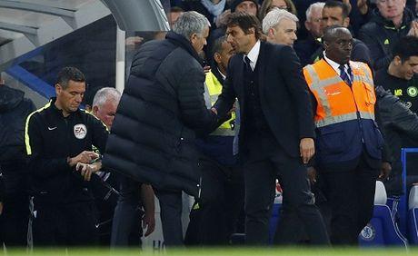Conte dap tra chi trich cua Mourinho ve cach mung ban thang - Anh 1