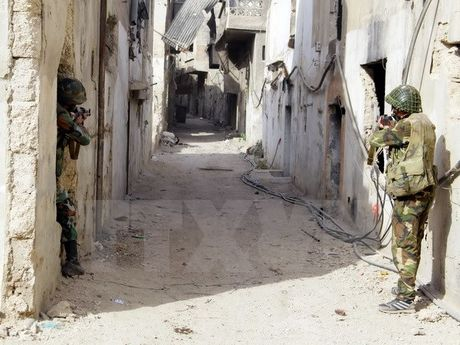 Ban tin 20H: My xem xet cap vu khi hang nang cho doi lap Syria - Anh 1