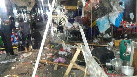 No bom o Thai Lan, 15 nguoi bi thuong - Anh 1