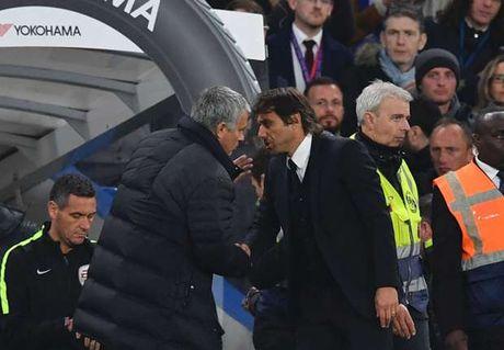Mourinho ri tai Conte: 'Dung si nhuc toi' - Anh 1