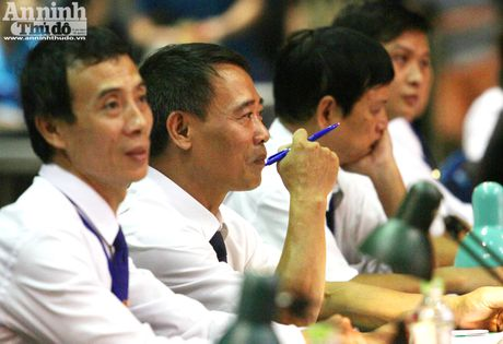 Luc sy Viet khoe co bap cuon cuon 'hut hon' phai yeu - Anh 16