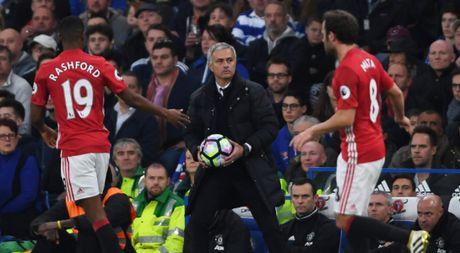 Man Utd tham bai, HLV Mourinho van noi doi nha choi tot - Anh 1
